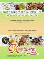 Brochure Bourgondische Uitstappen 2021